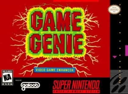 Game Genie [USA] (Beta, Unl) image